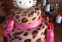 Hello Kitty leopard party / by Kristin Green