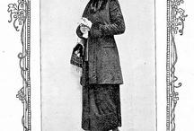 Fashion history 1914-20