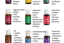 Essential oils / by Peggy Williams