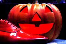 Halloween / Les souliers sur mesure Derville fête Halloween. Derville bespoke shoes for Halloween