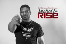 Inspired to RISE!