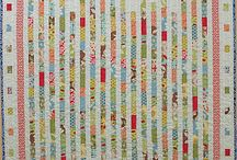 Jelly Roll quilts / by Ell Henry