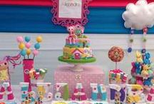 Lalaloopsy Party Ideas / Party Ideas complete with decorations, cakes, favors, invites and more.