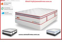 Buy Mattress Online / At OZ Mattress, we have the largest collection of high comfortable and luxurious mattress for sale in Melbourne. We know expertise doesn't come easy, but with determination, it is not too tough for us to acquire. You can certainly get the best deal from us.