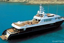 Charter Yachts We Love / Fantastic Crewed Yacht Charter Options for Luxury Yacht Charters all over the World!