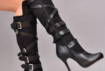 full length  boot