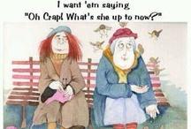 Funny! / by Linda Gano