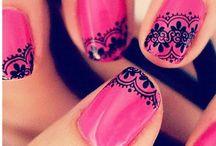Nail art  / by Ashley Speet