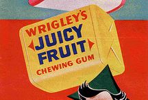 Vintage advertising / Old advertising is great .