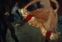 Toulouse Lautrec, favourites.