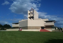 Fl. Southern College, F. L. Wright / Florida Southern College in Lakeland Florida. Building by Frank LLoyd Right / by Liliana