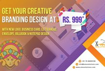 Navratri Offer 2017 / Navratri Offers: Just Rs 999 Only on Logo Design, Letterhead, Business Card, Envelope, Bill book, Notepad, Branding Package.