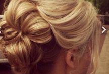 5/24/15 Erin's Bridal Party Hair Ideas / All pins for 5/24/15 Wedding / by Wedding Hair by Liz