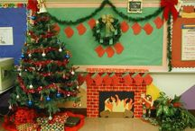 Christmas Classroom Decorations