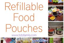 Food! Resources for feeding babies and toddlers :)