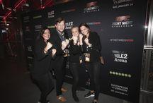 UFC-Gala Tele2 Arena / UFC-Gala 24 januari 2015