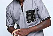 Men's african designs