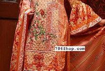 Shariq Textiles / Shariq Textiles cotton lawn Pakistani suits online.