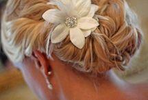 brides hair do