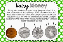 money lessons / by Kathy Mutter