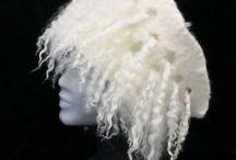 Crochet chapeaux