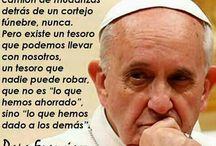 Frases del Papa