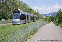 Freiburger Verkehrs AG >> Siemens Combino Advanced / Sie sehen hier eine Auswahl meiner Fotos, mehr davon finden Sie auf meiner Internetseite www.europa-fotografiert.de.