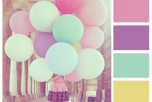 Color Palettes for Design and Inspiration