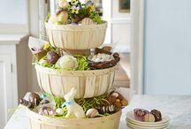 Easter Basket Ideas / by Delyce Palik