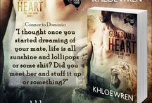 Khloe Wren's Book Teasers