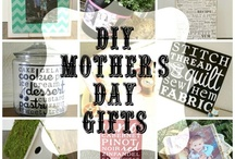 Mother's Day ideas / Mother's Day stuff