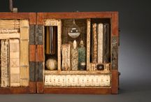 Cabinet of Curiosities / by scrumbellina