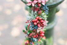Indian Winter Greetings / stilvolles Spitzenkleid in einer Winter/Herbst Kulisse.