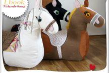 Pferd / Nähen