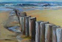 zeeschilder