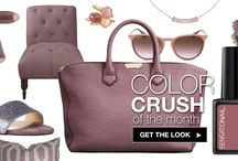 Color Crush - Mauve Maven / Check out the SensatioNail gel color we're crushin' on this month... #ColorCrush