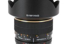 Samyang  / Obiective Samyang