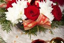 Cadouri corporate de Craciun cu aranjamente florale