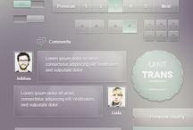 UI widget design