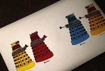 QMx Products / Doctor Who / Doctor-approved goods for the hit BBC show!