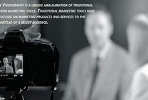 Videography / Business Videography is a unique amalgamation of traditional and modern marketing tools. Traditional marketing tools have mainly focused on marketing products and services to the masses instead of a select audience.