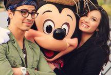 Joe Jonas and Demi Lovato❤