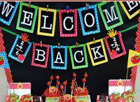 Welcome back! / by Lauren Hernandez