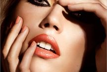 Val Garland Make up artist  / Fashion#makeup#