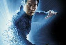 Martial Arts + Actors + Movies / I enjoy Martial Arts movies and actors.