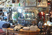 shop display ideas / by Gayle Jolluck