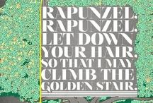 Rapunzel / by Amy Taylor