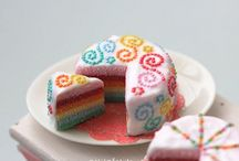 Polymer Clay Miniature Food / Inspiration