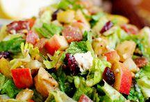 Salads / by Ellie Greve