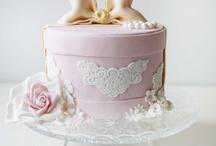 Os nossos bolos / Bolos criados pela Caprichos de Açúcar